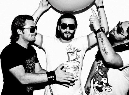 Known for their Progressive Electro House music, the hugely popular 'Swedish House Mafaia' announced on 24th of June 2012 that they are breaking up and the current tour they are on will be their last. Axwell, Steve Angelo and Sebastian Ingrosso might have decided to part ways but their music together will be missed gravely. A sad news indeed.  Few of their hits :  1. Save the World  2. Miami to Ibiza  3. Greyhound  4. Antidote  5. One