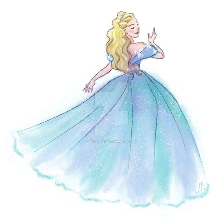 Cinderella by MynaJas3142 on DeviantArt