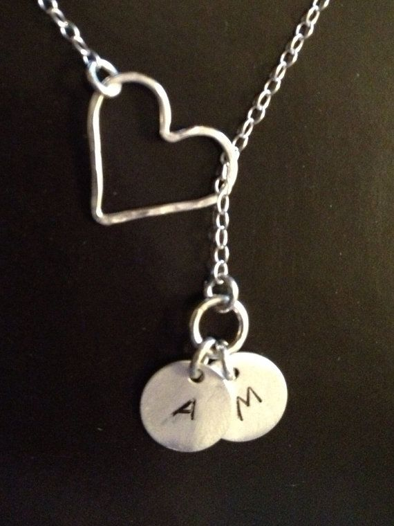 Mother's Necklace with floating heart