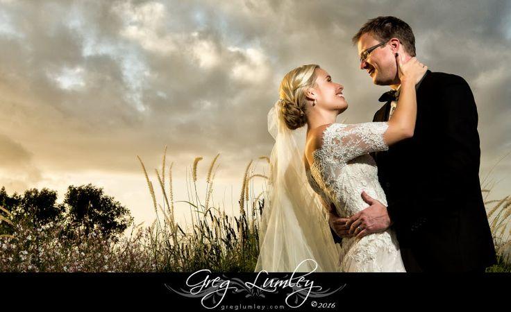 Lace Wedding Dress by Wedding Photographer Greg Lumley