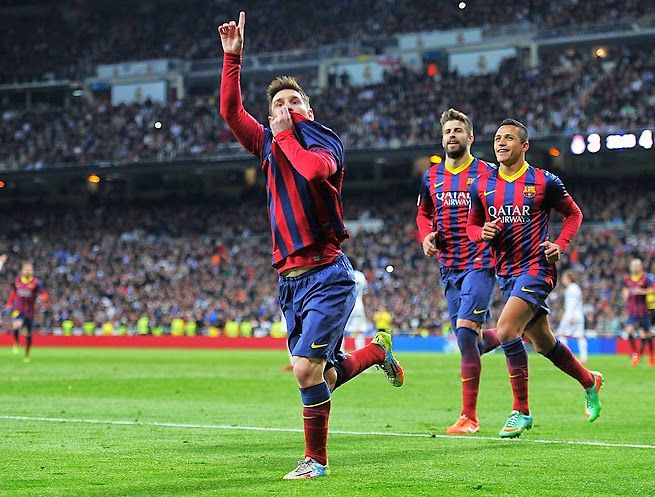 The Legend Lionel Messi: Three challenges remained with Messi in Barcelona ...