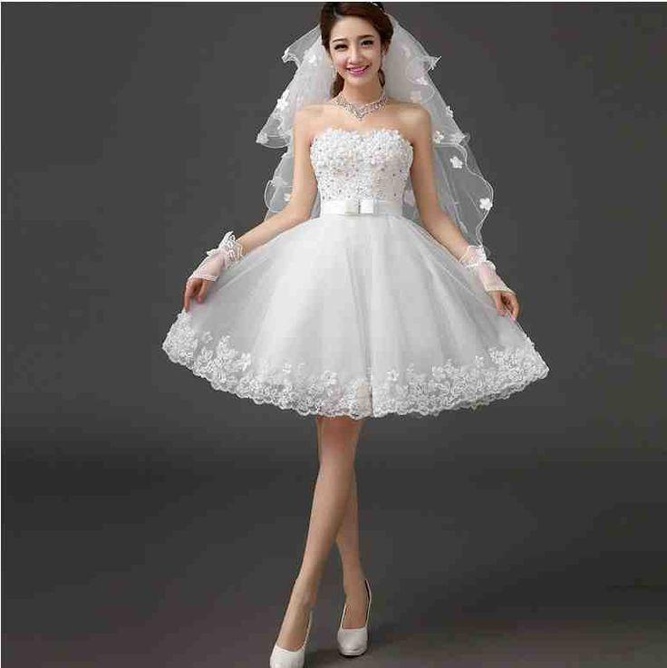 The 25 Best Wedding Dresses Under 100 Ideas On Pinterest Cheap Short