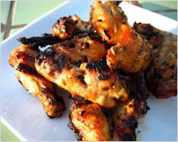 BBQ Chicken Wings Recipe (Jalan Alor Chicken Wings)