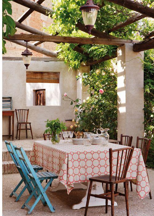 Las 25 mejores ideas sobre casa de campo en pinterest y for Terrazas de campo