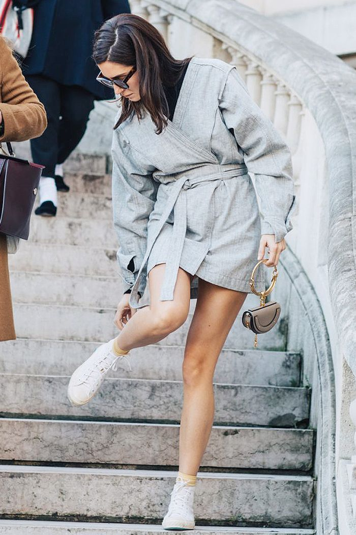Love wearing white converse? Well, here are 21 chic outfit ideas just for you