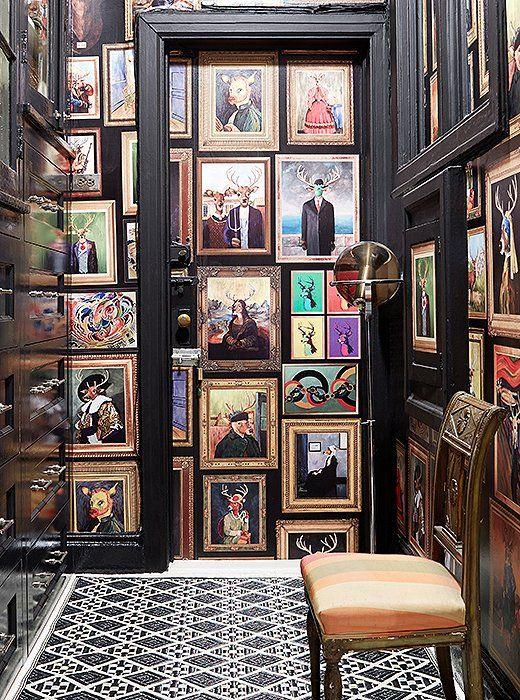 Inside a Beloved Designer's Ravishing Home in Harlem