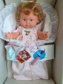 La mayor parte de las muñecas de mi colección son de los años 60, son las que empecé coleccionando a raíz de encontrar mi muñeco de la infa...