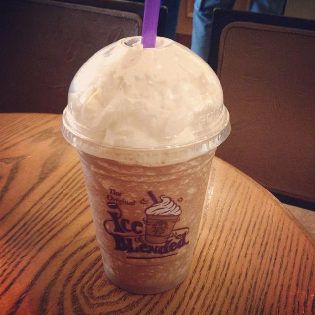 Coffee Bean Iced Mocha Latte Recipe