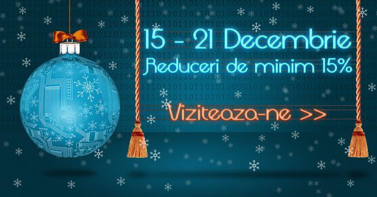 Minim 15% Reducere la toate produsle din stoc! http://www.interlink.ro/