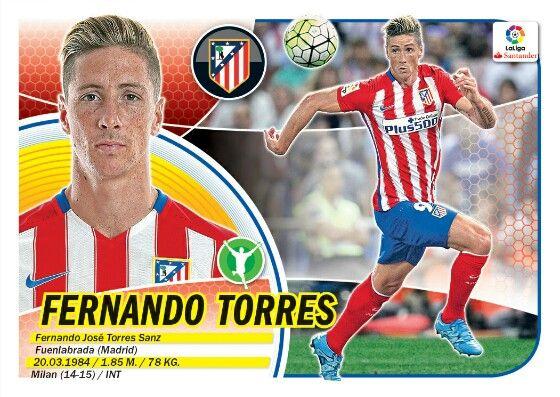 La liga España - Fernando Torres