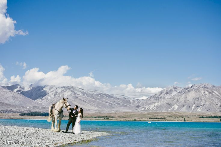 New Zealand Spring and Summer Pre-Wedding – Queenstown and Lake Tekapo | Wellington Wedding Photographer | Kent Yu Photography