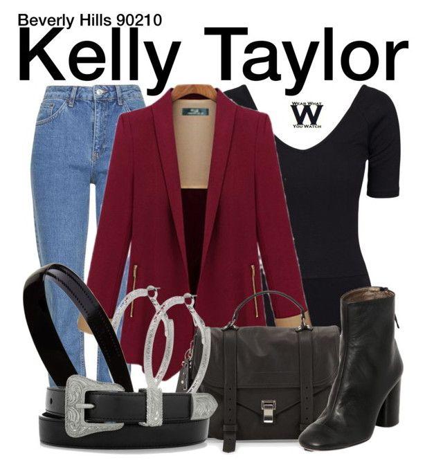 Idée de tenue inspirée de celles de Kelly Taylor ☺