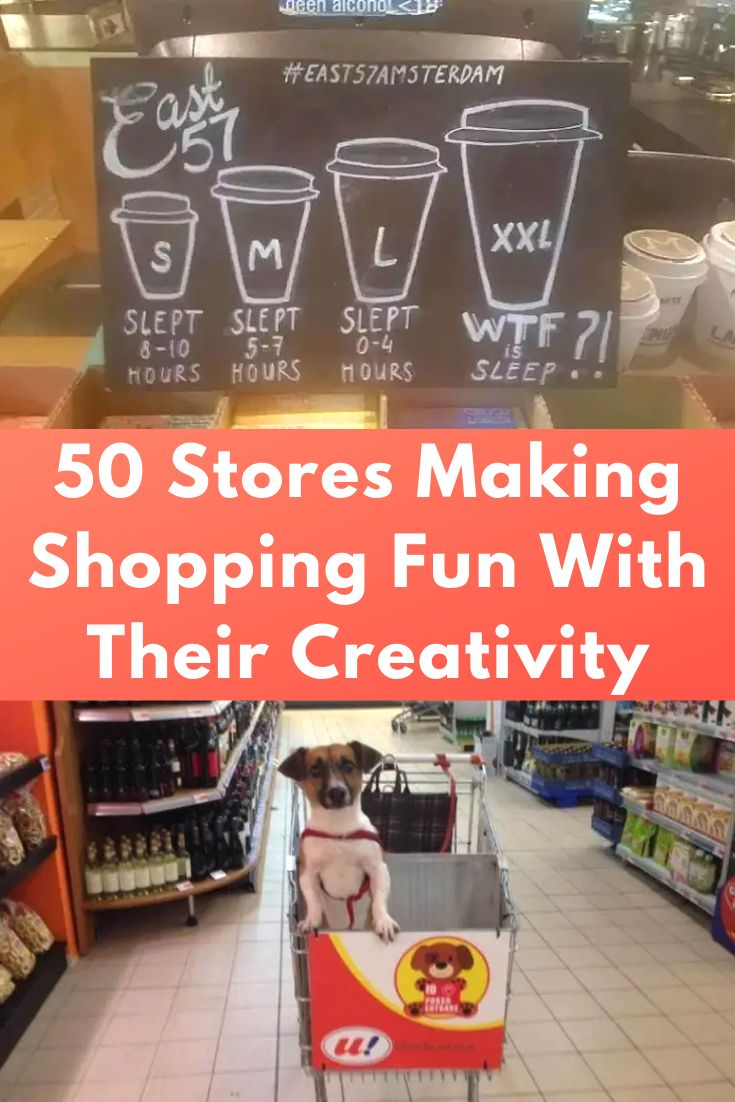 50 genius stores that are already living in 3019 in 2020