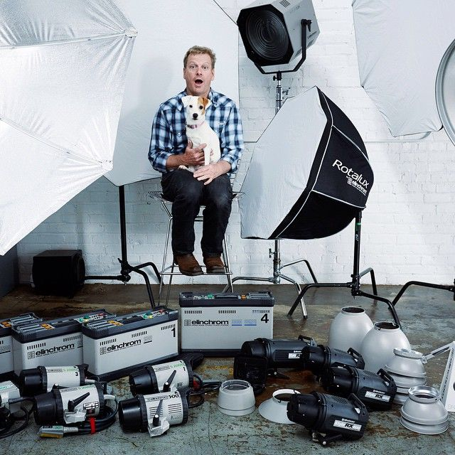 A great Elinchrom collection