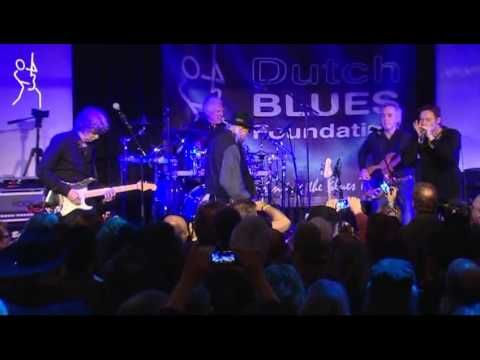 Livin' Blues in de Dutch Blues Hall of Fame - YouTube