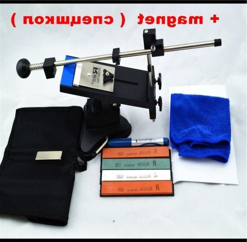 39.99$  Buy here - https://alitems.com/g/1e8d114494b01f4c715516525dc3e8/?i=5&ulp=https%3A%2F%2Fwww.aliexpress.com%2Fitem%2F2015-China-No-1-knives-Apex-edge-sharpener-system-Kitchen-knives-sharpener-4-whetstone-ruixin-magnet%2F32363849790.html - Knife Apex edge Pro Pencil sharpener system Kitchen knives sharpener 4 whetstone and magnet 60*20*10mm