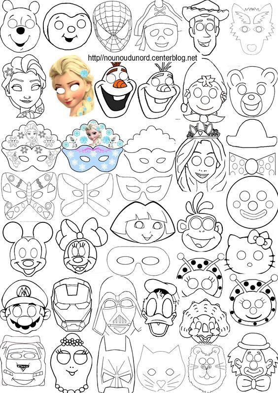 tous mes masques  à imprimer sur mon blog  http://nounoudunord.centerblog.net/rub-activite-masque-a-imprimer-.html