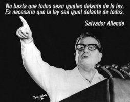 Salvador Allende - Castellano