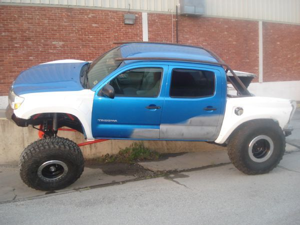 Roof Rack 2005 Toyota Tacoma Jody Ardrey - Photo 04 - The Ultimate Adventure 2012 Invited Readers
