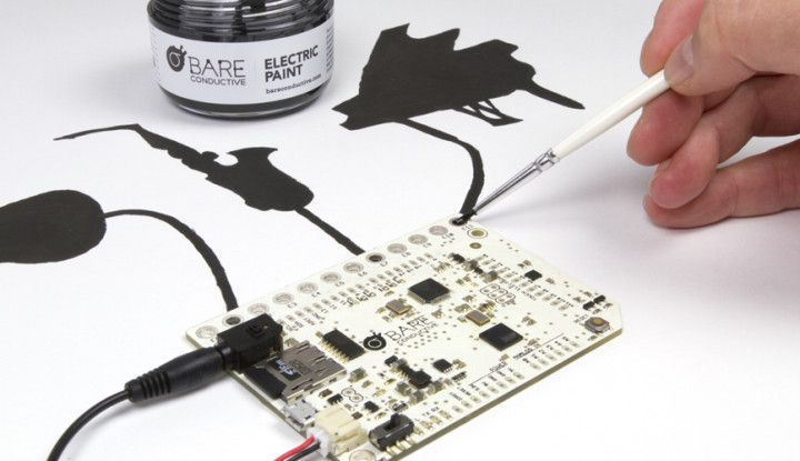 Touch Board – Bare Conductive