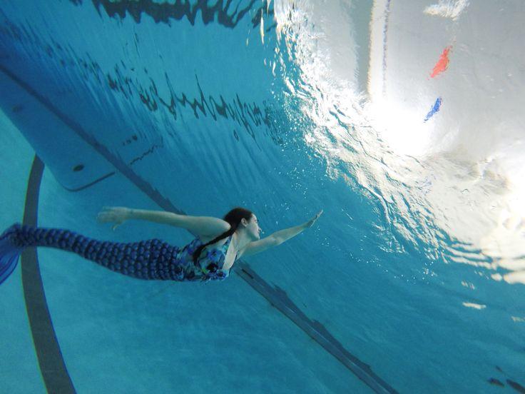 Pin by AquaMermaid Mermaid Fitness, C on Underwater