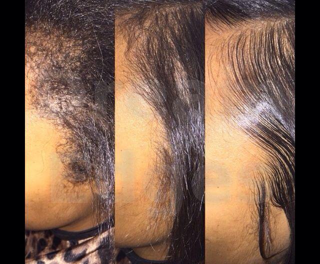 152 Best Slayed Edges Images On Pinterest Braids Hair