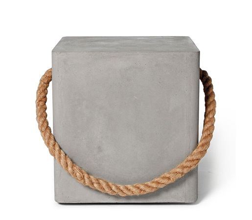 Hold Fast Concrete Cube