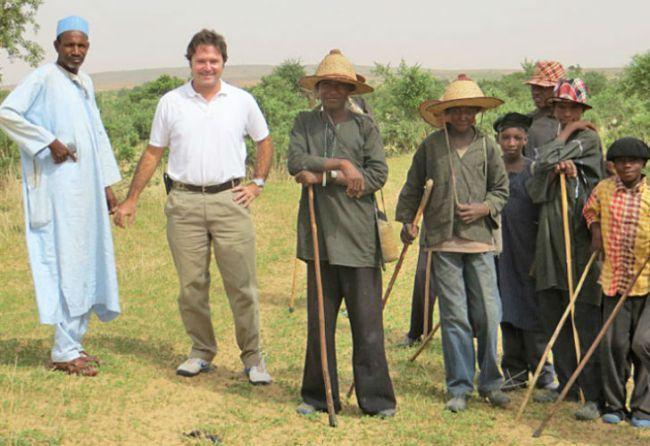 ¿Que Hace Un Ingeniero agronomo en tierras africanas? - http://www.estenssorome.com.ar/que-hace-un-ingeniero-agronomo-en-tierras-africanas/