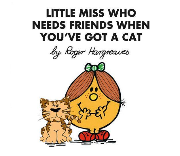 "If ""Mr Men"" and ""Little Miss"" Books Were Rewritten For Twentysomethings"