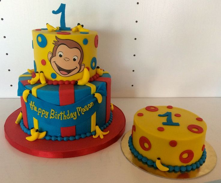 Curious George - One Belle Bakery