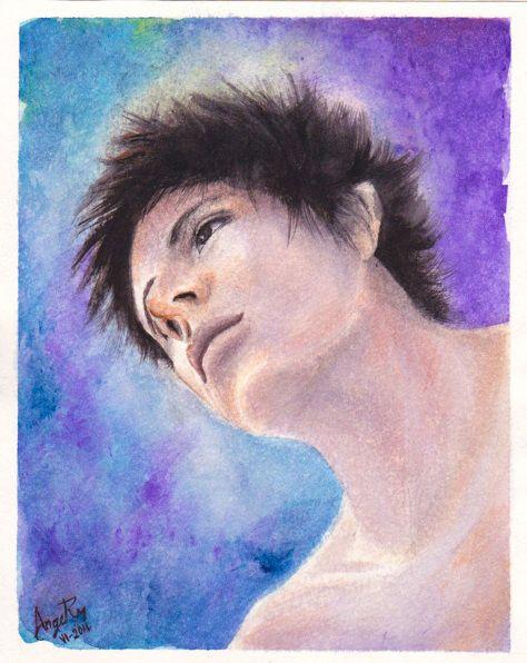 Arte AngelCR | Pintura artística e ilustración.