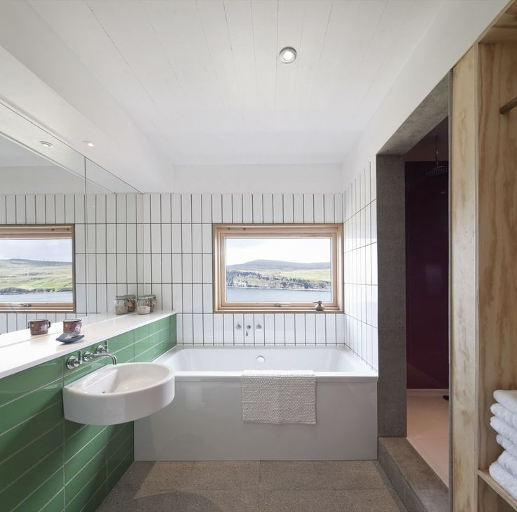 Gallery Of Tinhouse Rural Design 11379 Best Bathrooms Images On Pinterest Architecture Room And