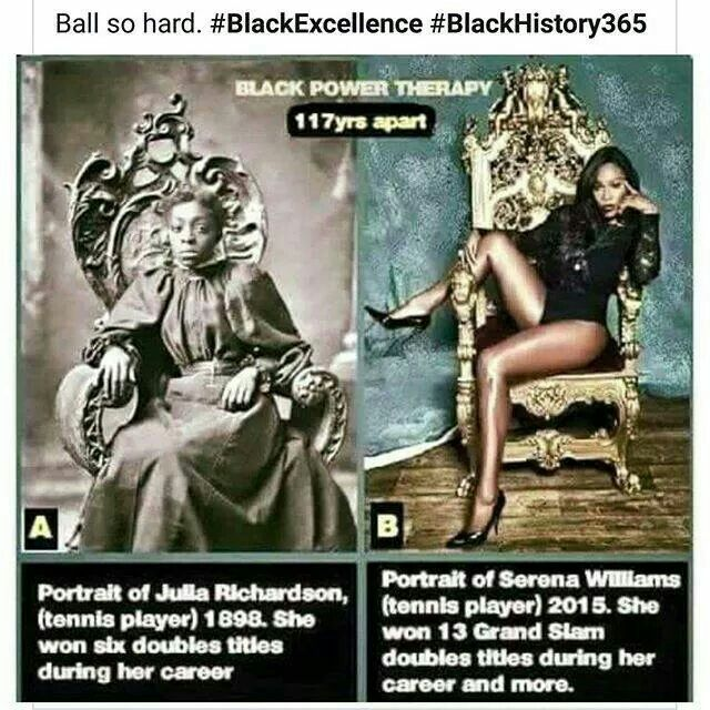 Black Excellence.