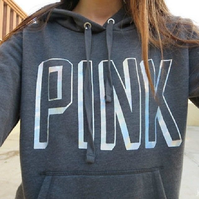 vspink hoodie