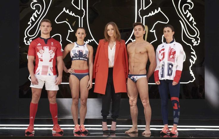 Take a look at the uniforms for the 2016 Rio Olympics.