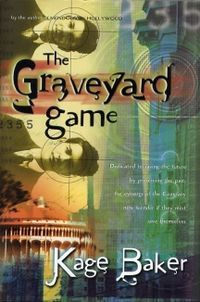 The Graveyard Gamebook. n 4 of the Company series: Fun series about a bunch of time travelling cyborgs messing with the course of human history, by Kage Baker. (https://en.wikipedia.org/wiki/Kage_Baker) (http://www.kagebaker.com/graveyard.html)