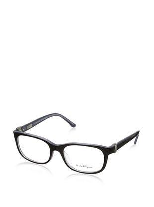 60% OFF Salvatore Ferragamo Women's FS2604 Eyeglasses, Black/Grey
