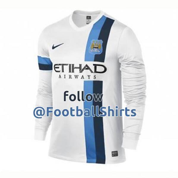 Manchester City Nike 2013/14 Third Kits