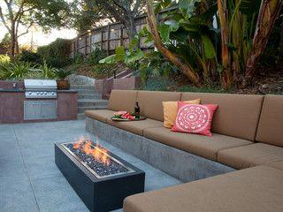 Mill Valley Residence 2 – modern – Patio – San Francisco – von Pedersen Associates