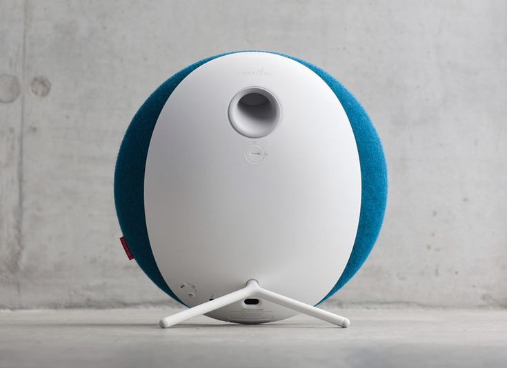 libratone loop wireless wall-mount speaker system - designboom | architecture & design magazine  Very nice!