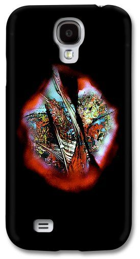 Fade Away Galaxy S4 CasePrinted with Fine Art spray painting image Fade Away by Nandor Molnar (When you visit the Shop, change the orientation, background color and image size as you wish)