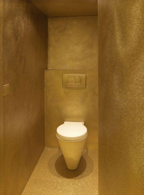 25 beste idee n over gouden muren op pinterest girls bedroom meisjeskamer en - Kleur muur wc ...