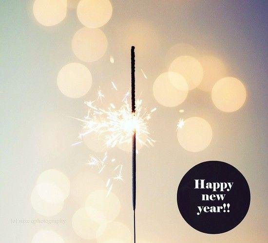 Happy New Year: 2014, Fireworks,Light