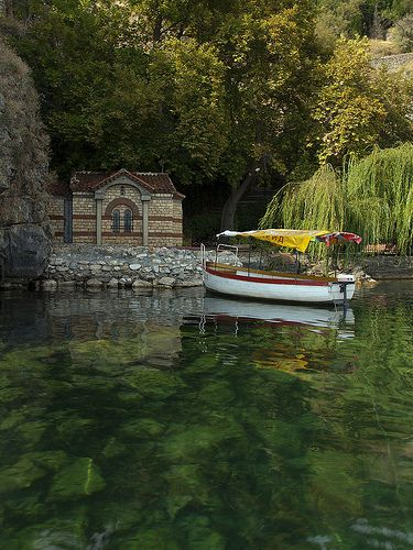Lake Ohrid - can I get my sister & brother-in-law on a boat to tour part of the lake with me?