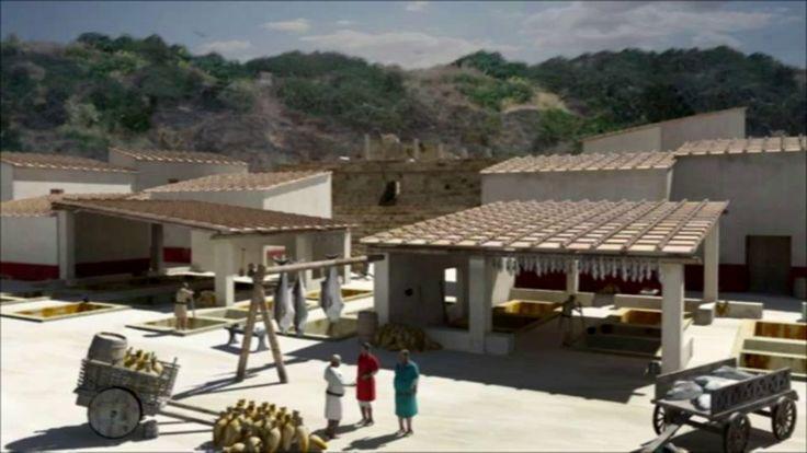 Teatro Romano de Málaga (trailer)