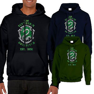 #Harry potter hoodie, #quidditch team slytherin hoodie, inspired #design top,  View more on the LINK: http://www.zeppy.io/product/gb/2/172327459116/