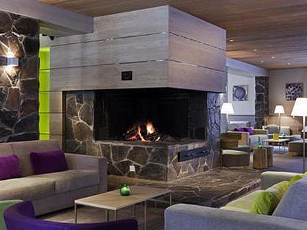 Hotel Le Golf for short ski breaks to the Alps with Ski Weekends