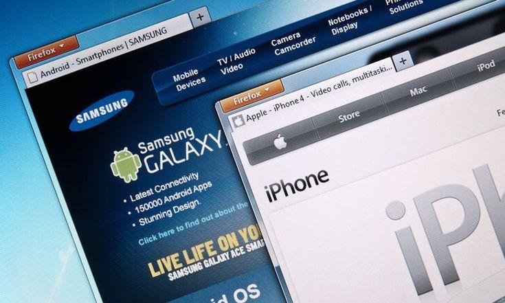 Apple und Samsung als Verlierer des schrumpfenden Handymarktshttps://www.cepnet.de/blog/apple-ueberholt-samsung-fuer-kurze-zeit/   #CepNet #Samsung #Handy