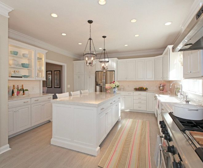 7ac5b0d4a56955b471ffc55c656a4f3f--cherry-cabinets-gray-cabinets Paint For Kitchen Countertops Ideas on countertops for kitchen cabinets, countertops for white kitchen, countertops for kitchen tile patterns, kitchen remodeling ideas,
