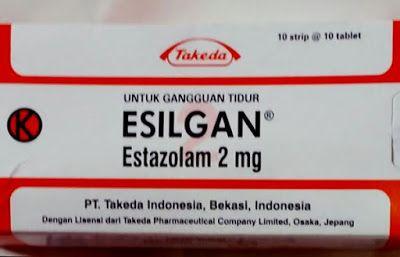 Esilgan : Kegunaan, Dosis, Efek Samping Esilgan adalah obat golongan hipnotik sedatif yang biasa diresepkan dokter untuk membantu mengob...